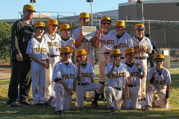 2013 Pirates 11U Baseball