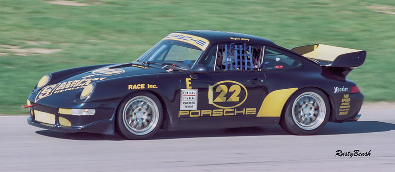 Porsche Club;  September 1997