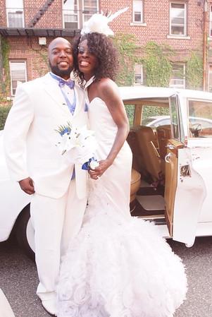 Erica & Antonie's Wedding 8172013