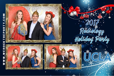 121517-UCLA Radiology Department Holiday Party