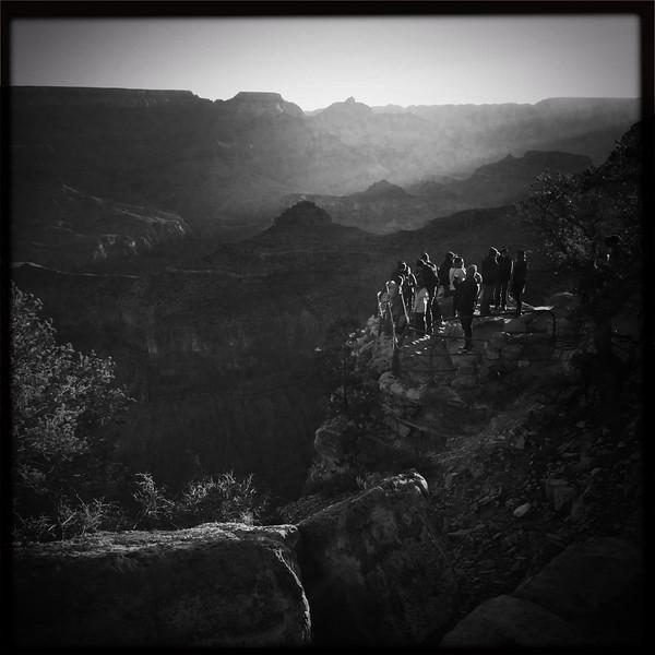 Grand Canyon T-bird Weekend -29 November 2014