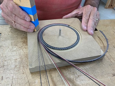 Rosette and Ornamental Banding with Robbie O'Brien
