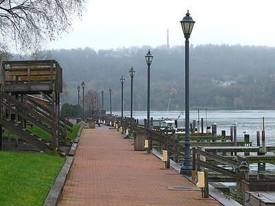 The Lower Niagara River at Lewiston