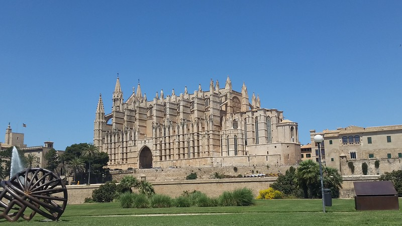 La Seu-Palma Cathedral - things to do in Mallorca