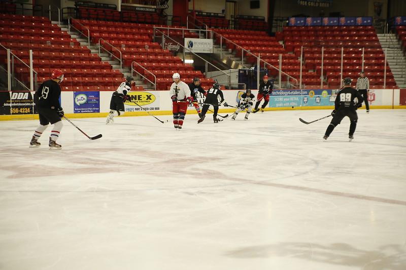 Team Ramrod vs Dubuque Iceholes