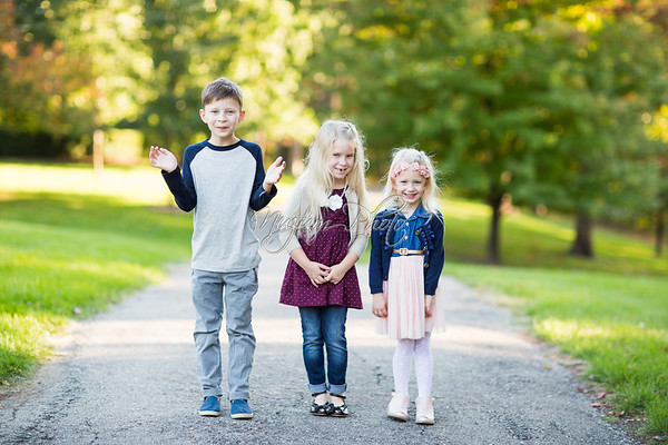October 2017 - Sam, Iris and Eliza