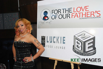 "TAMEKA ""TINY"" AND CLIFFORD ""T.I."" HARRIS' ""FOR THE LOVE OF OUR FATHERS"" FOUNDATION CONTINUES THE FIGHT AGAINST ALZHEIMERS THROUGH ITS HONOREE LUNCHEON"