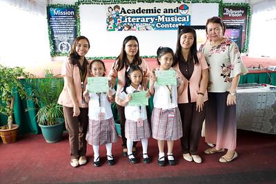 Academic Contest Winners 2018-2019