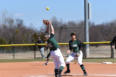 3.9-10.19 Softball vs Ouachita