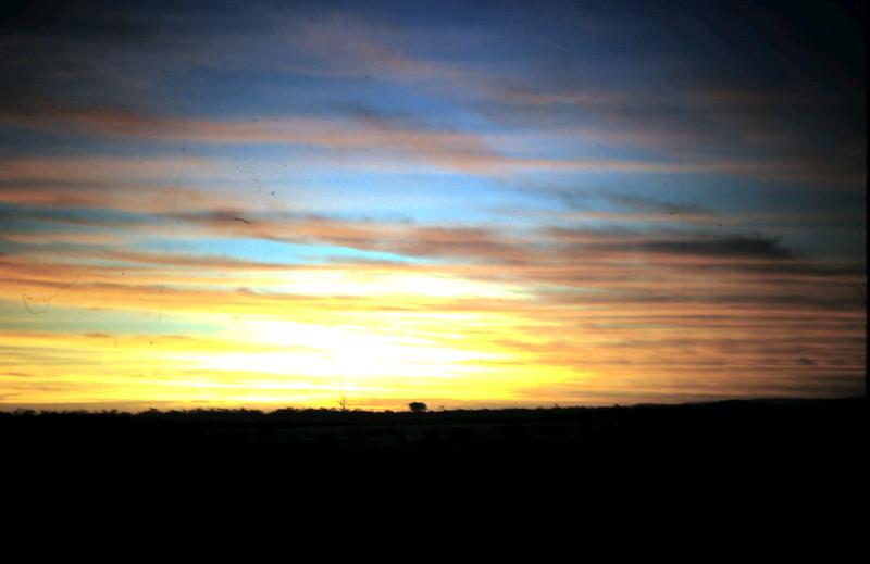 1961-11 (10) Sunset @ Akeringa.JPG