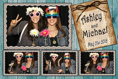 RUSTIC COUNTRY WESTERN PHOTO BOOTH TEMPLATES