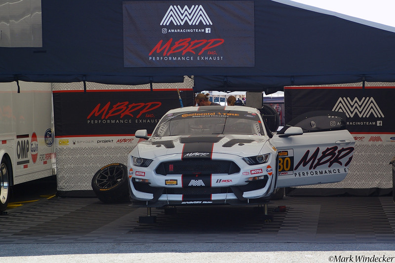 AWA Ford Mustang GT4