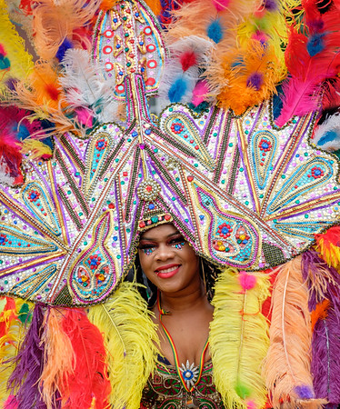 Leeds West Indian Carnival 2018