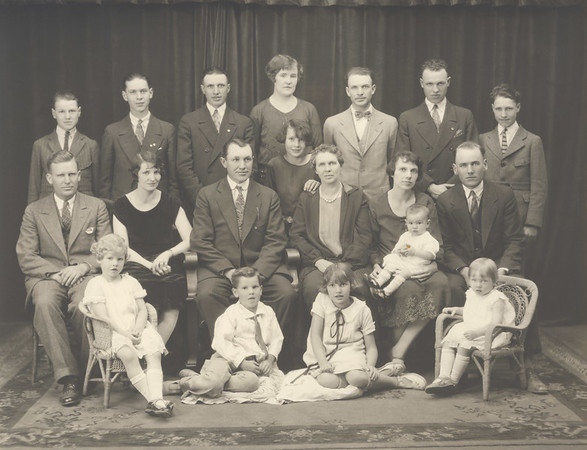 Family History - Russell