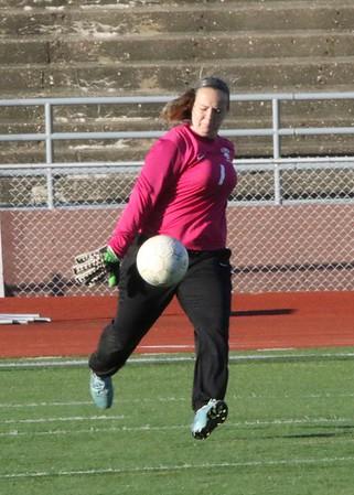 Kennedy vs. Washington Girls' Soccer 5/2/17