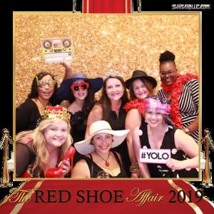 RMH Red Shoe Affair 2019