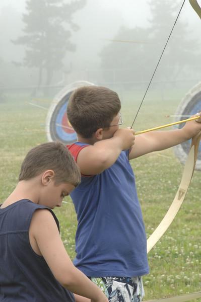 Archery kids