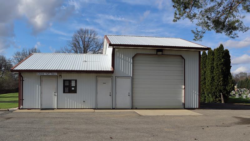 Crane Township Hall