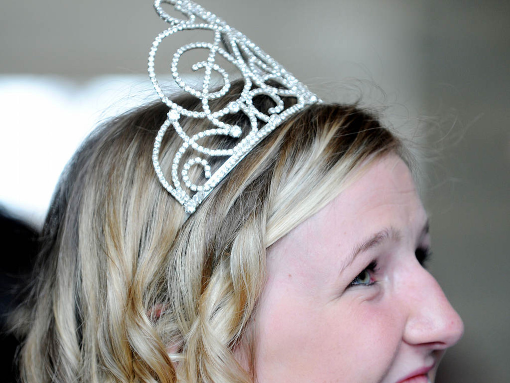 . Current Princess Kay Christine Reitsma. (Pioneer Press: Sherri LaRose-Chiglo)