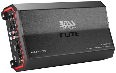 Boss Audio Systems Elite