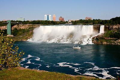 2009-09-04 | Niagara Falls - Canada - Buffalo - Gail