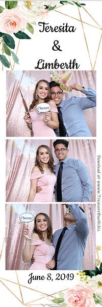 Limberth & Teresita's Wedding