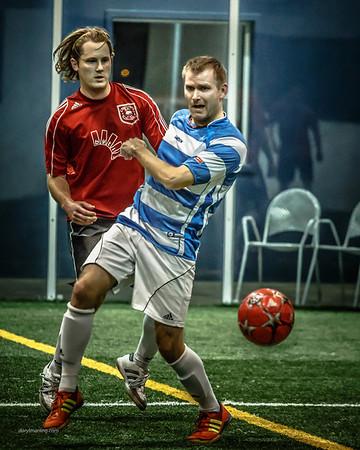 20131217 FC Fury vs Ball On Ya