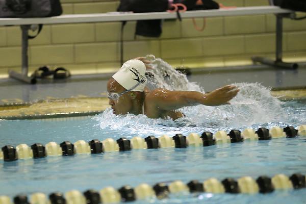 Edsel Girls Swimming