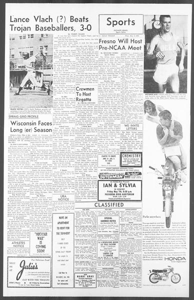 Daily Trojan, Vol. 56, No. 111, May 05, 1965