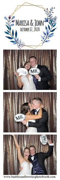 Marissa & John Wedding