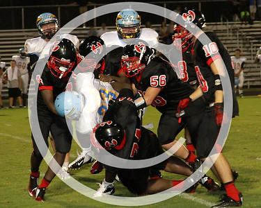 HCHS Varsity Football vs. Chiefland 9/12/2014