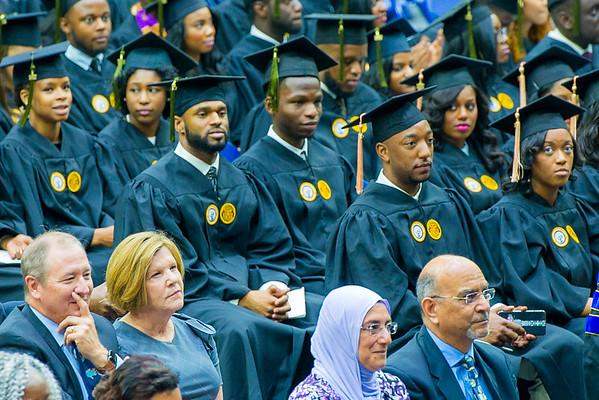 Bruce's Graduation