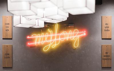 Mỳ Long - MBN Design