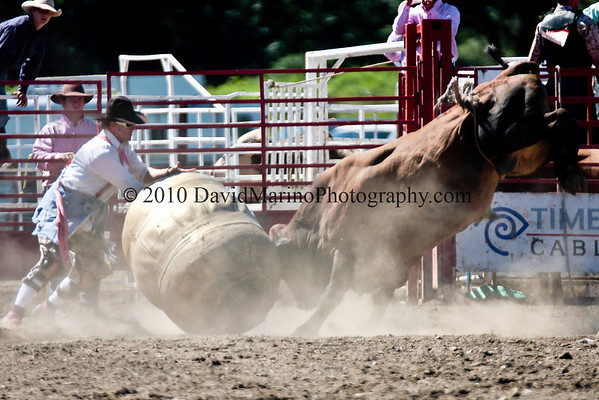 Riding (Broncs and Bulls)