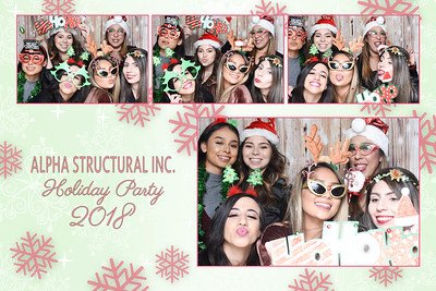 2018.12.14 - Alpha Structural Holiday Party