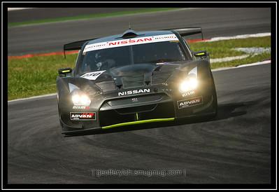 20080116 - Super GT 2008 Pre-Season Testing