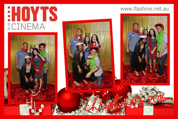 Hoyts Penrith Staff Xmas Party - 12 December 2016