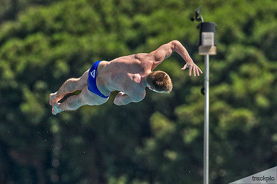 Napoli Summer Universiade 2019 - Diving 3m  Springboard Men