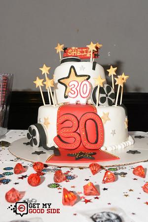 Sheila 30th Birthday