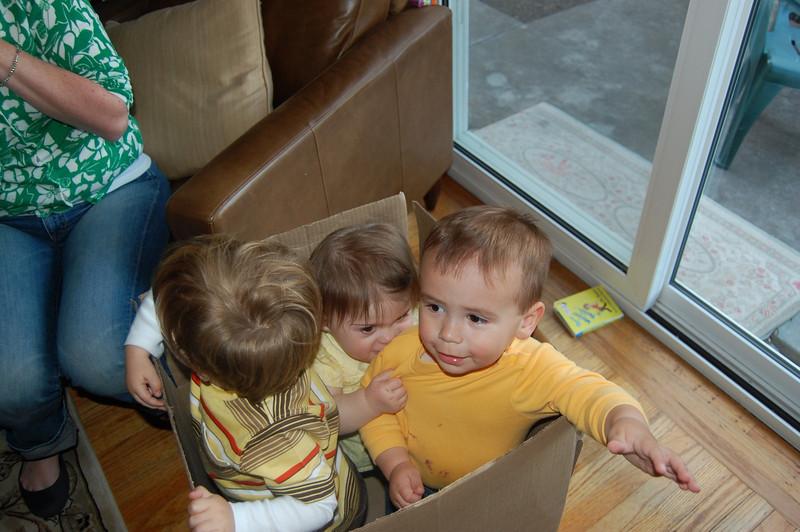 Fun In the box!