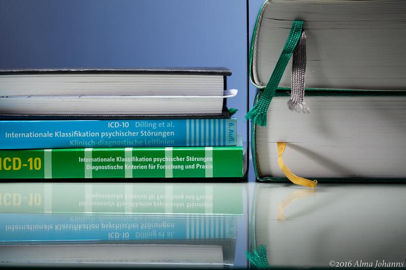 Medizinische Bücher