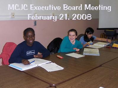 2007 - 2008 MCJC - MASC