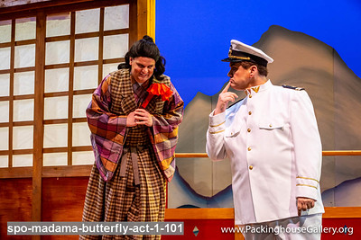 Madama Butterfly Act 1