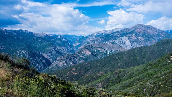 Kings Canyon-Sequoia