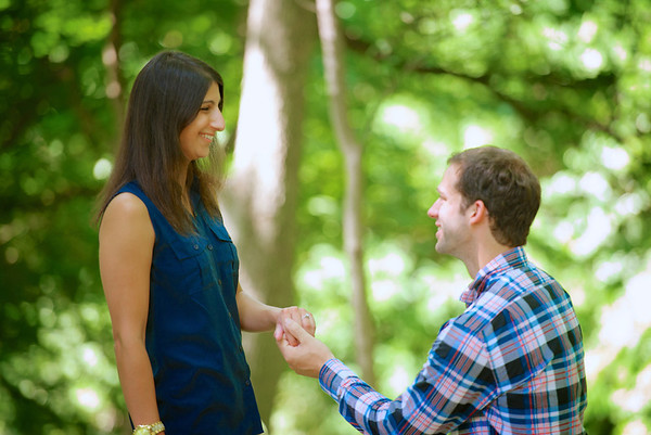 Wetherall Engagement Portraits