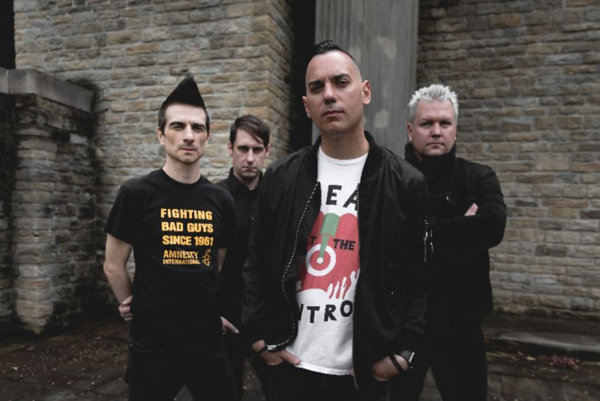 ANTI-FLAG ADDS DATES TO 2020 SPRING TOUR