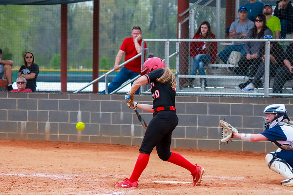 Cabot High School Varsity vs. Bentonville West, 4/6/2019