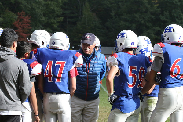 JV Football vs. Proctor Academy | September 28
