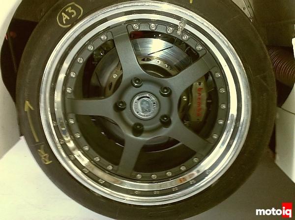 rado awd scion wheel and brake