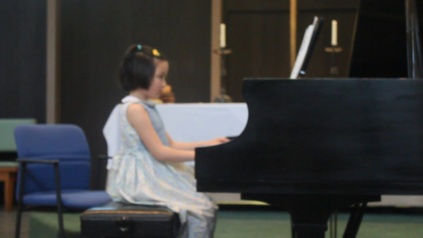 2012 Piano Recital David Ng-Quinn May
